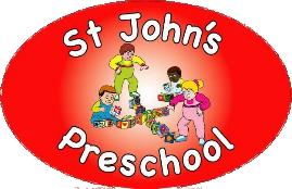 St John's Preschool in Worthing