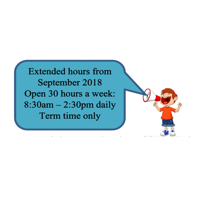 new opening times